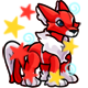 Enchanted Red Raulf Plushie