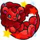 Enchanted Red Tantua Plushie