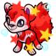 Enchanted Red Tasi Plushie