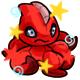 Enchanted Red Ushunda Plushie