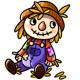 Scarecrow Plushie