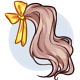 Sea Salt Ponytail Wig