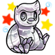 Enchanted Silver Astro Plushie