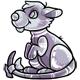 Silver Basil Plushie