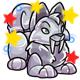 Enchanted Silver Bolimo Plushie