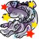 Enchanted Silver Crikey Plushie