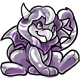 Silver Crindol Plushie