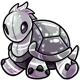 Silver Leido Plushie