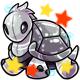 Enchanted Silver Leido Plushie