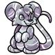 Silver Murfin Plushie