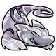 Silver Paffuto Plushie