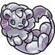 Silver Tantua Plushie