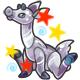 Enchanted Silver Viotto Plushie
