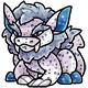 Snow Oglue Plushie
