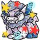 Enchanted Snow Oglue Plushie
