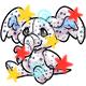 Enchanted Snow Phanty Plushie