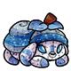 Snow Troit Plushie