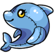 Dolphin Plushie