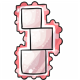 Sugar Stack Stamp
