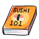 Sushi 101 Book