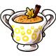 Sweet Potato Cinnamon Custard