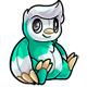 Teal Astro Plushie