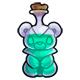 Teal Azul Potion