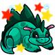 Enchanted Teal Grint Plushie