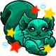 Enchanted Teal Kaala Plushie