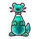 Teal Quell Potion
