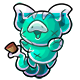 Teal Zoink Potion