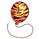 Tiger Balloon