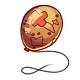 Treasure Map Balloon