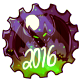 Undying Festival 2016 Stamp
