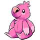 Pink Wallop Plushie