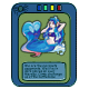 Water Fairy Trading Card