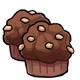 White Chocolate Chip Muffin