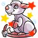 Enchanted White Basil Plushie