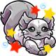 Enchanted White Kaala Plushie