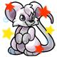 Enchanted White Murfin Plushie