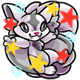 Enchanted White Nino Plushie