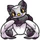 White Walee Plushie