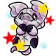 Enchanted White Zoink Plushie