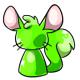 Green Willa Potion