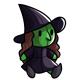 Witch Plushie