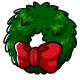 Wreath Plushie