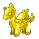 Yellow Gummy Hump