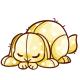 Yellow Polka Dot Bunny Plushie