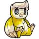 Yellow Astro Plushie