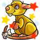 Enchanted Yellow Basil Plushie